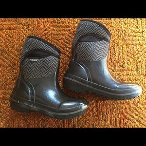 Bogs women rain boots